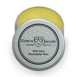 Moustache wax Edwin Jagger Aloe, 15 ml