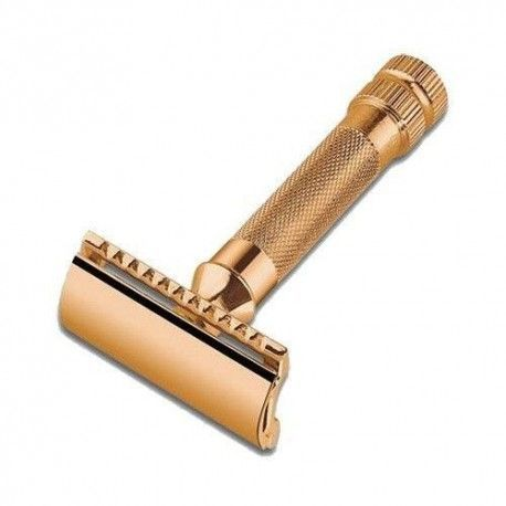 Merkur 34G HD Gold Safety Razor