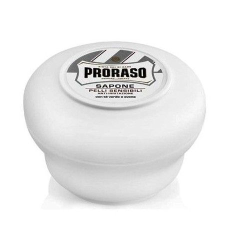 Shaving soap Green tea and oats, Proraso, 150ml