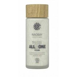 Multi Effect after Shave ALL IN ONE, for men, NAOBAY