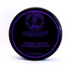 Castle Forbes Lavender Shaving Cream, 200ml