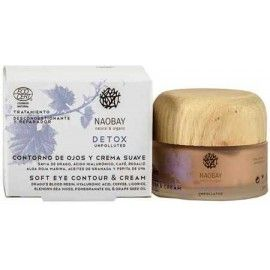 EYE CONTOUR CREAM DETOX, NAOBAY