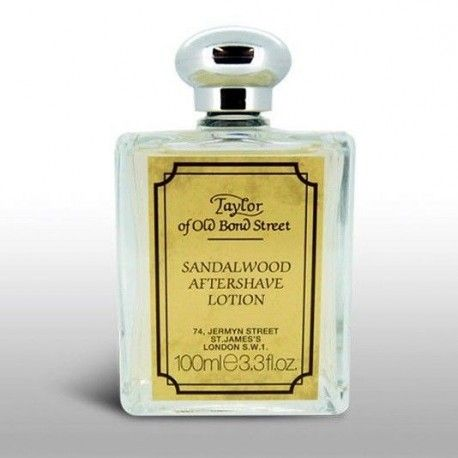 Aftershave Loción Sándalo, Taylor Of Old Bond Street, 100ml